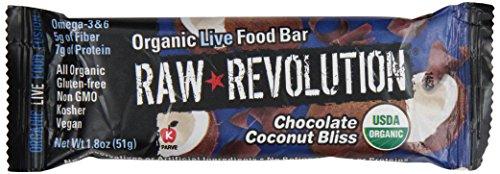 Raw Revolution Organic Chocolate Coconut product image
