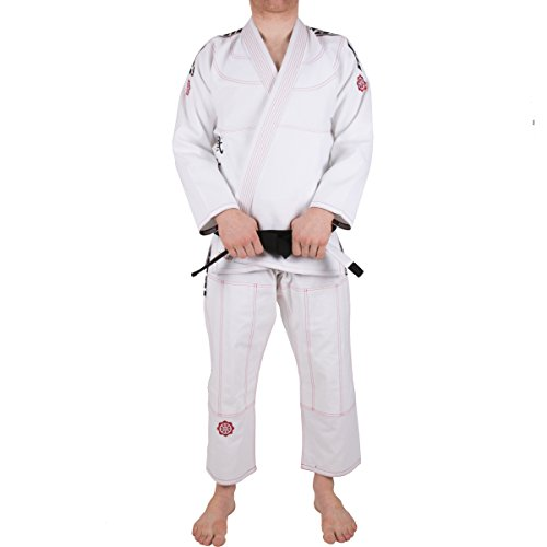 Tatami Japan Series Samurai Gi - White - A2