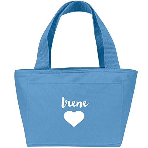 Irene Heart Lunch Bag: Liberty Bags Recycled Cooler Lunch Box (Irene Bag)