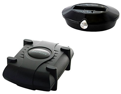 Amphony 1700 Wireless Speaker Kit with one Wireless Amplifier, 2x40 Watts, 300ft range (Wireless Speakers Surround)