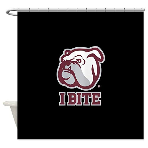 Dongingp Mississippi State Bulldogs Mascot I Decorative Fabric Shower Curtain (69