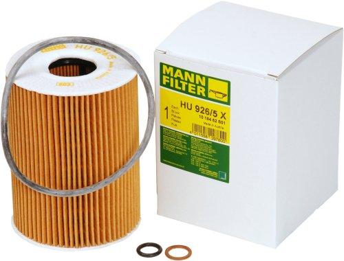 Mann-Filter HU 926/5 X Metal-Free Oil Filter