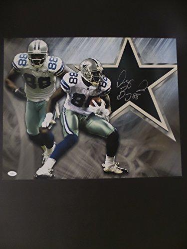 Dez Bryant Signed Dallas Cowboy Autographed 16x20 Photograph