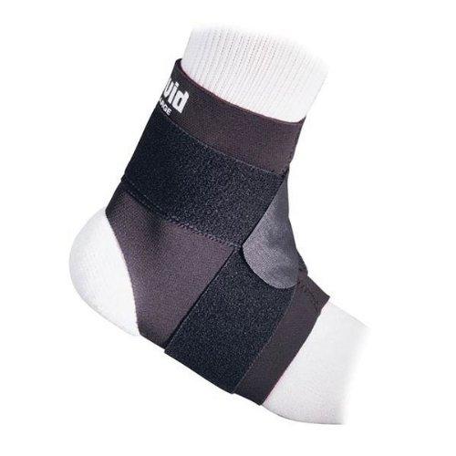McDavid ankle support w/strap black-medium -
