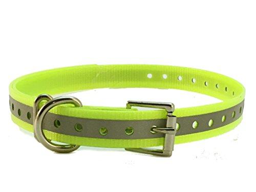 Yellow Collar Strap - 3