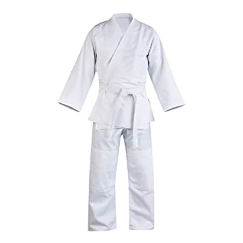 Yiliankeji Niño Adulto Karate Traje Artes Marciales Sudadera ...
