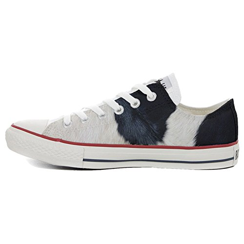 Shoes Custom Converse All Star, personalisierte Schuhe (Handwerk Produkt) Slim Mukka