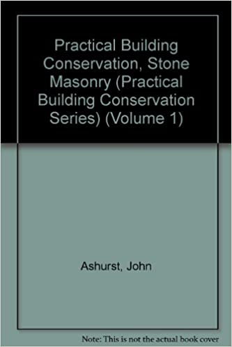 Practical Building Conservation, Stone Masonry (Practical