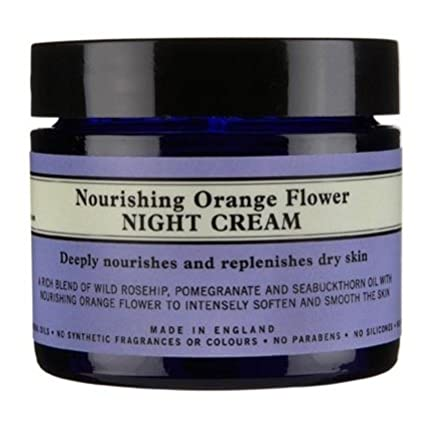 Neal's Yard Remedies Nourishing Orange Flower Night Cream 50g Neal' s Yard Remedies 0564