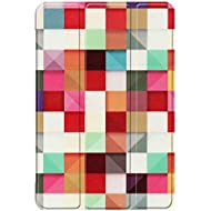 Sonmer Ultra Slim Smart Magnetic Custer Trifolding Leather Case For iPad Mini 5 7.9inch 2019 (G)