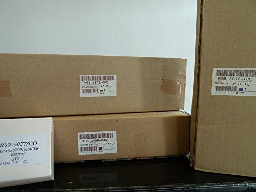 HP LaserJet 5L 6L Paper Pick Up Roller Assembly Seperation Spacer Kit HP LJ 5L Separation Guide Assembly HP LJ 5L Delivery Assembly
