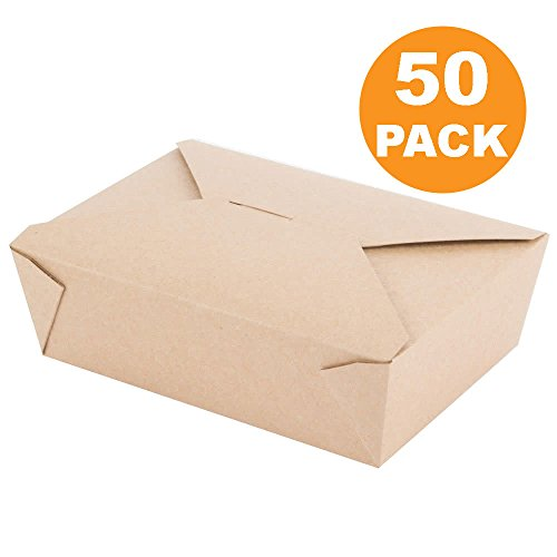 Disposable Food Packaging (71 OZ 8.5 x 6 x 2.5
