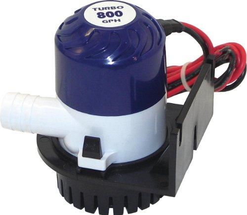 Shoreline Marine 800 GPH Bilge (Wired Float Switch)