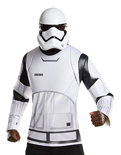 Stormtrooper Costume Sale (Rubie's Costume Co Men's Stars Wars VII The Force Awakens White Villain Trooper, Multi,)