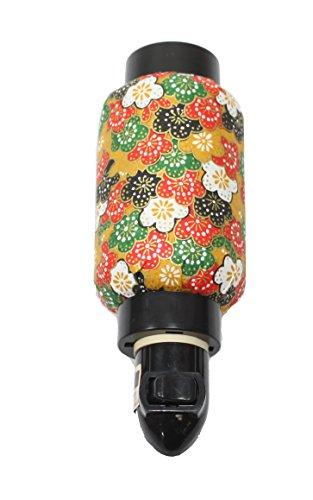 Multi-Color Sakura Oriental Japanese Washi Night Light Lamp Candle Home Decor Birthday Housewarming Congratulatory Blessing Gift US - Tax Canada Sale
