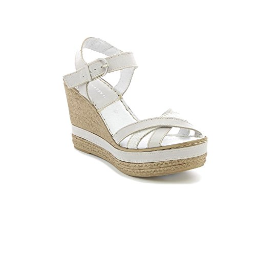 Zeppe Scarpe Donna amp;scarpe Marina Argento By Seval wqBP6UEI