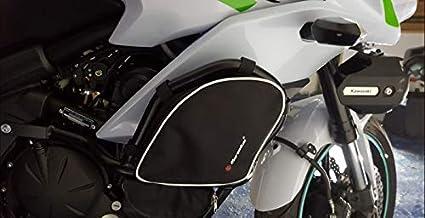 Bolsas para defensas de Motor RD Moto Kawasaki Versys 650 ...