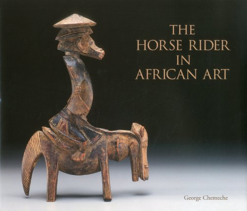 The horse rider in african art : Anglais