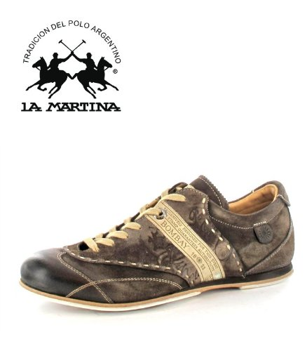 new product 0911e e05b1 La Martina - Exquisiter Sneaker Lote 11: Amazon.de: Schuhe ...