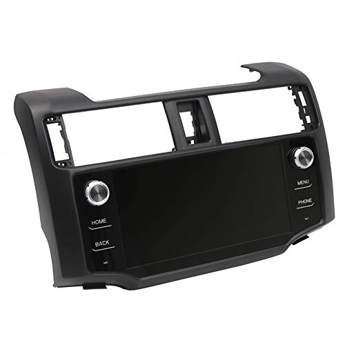 YUZHONGTIAN 4+64G Radio GPS Android 9.0 Stereo Car DVD Player Head Units GPS Navigation Kit for Toyota 4Runner T9 2014-2019 (Black) (Best Head Unit 2019)
