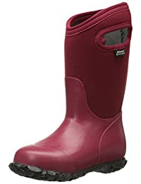 Bogs Durham Solid Rain Boot (Infant/Toddler/Little Kid/Big Kid)