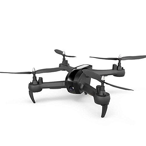 SH7 Drone Con 1080P Wifi FPV HD Cámara, Altitud Hode Geature Selfe Inteligente Seguir RC Quadcopter Juguete Para Niños Adultos Principiantes, Cumpleaños Navidad Año Nuevo Regalos, Negro Blanco Drone (Negro)