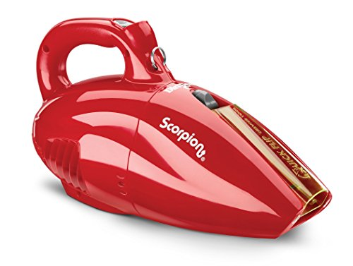 : Dirt Devil Scorpion Quick Flip Corded Bagless Handheld Vacuum SD20005RED