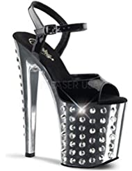 Pleaser Women's Xtreme 809ST Sandals