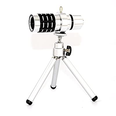 Apexel 18x Zoom Telephoto Lens/ 150x Super Macro Lens for Samsung Galaxy Note 4 N910 by APEZD