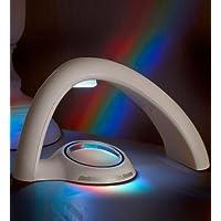 HearthSong® Rainbow in my Room Proyector en miniatura activado por movimiento
