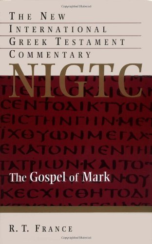Read Online The Gospel of Mark (New International Greek Testament Commentary) pdf epub