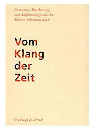 Vom Klang Der Zeit Livre Sur La Musique Ulrich Und Uwe Wolf