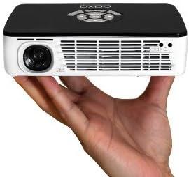 Aaxa P300 Pico Micro Led Projector Wxga 1280x800 Resolution 300 Lumens Pocket Size Hdmi Vga 15 000 Hour Led Life Media Player Dlp Projector Bürobedarf Schreibwaren