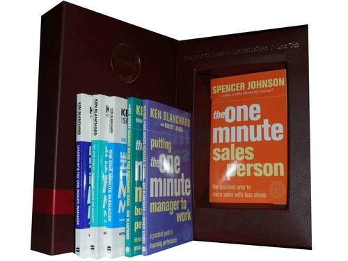 The One Minute Manager Series Collection: Leadership and the One Minute Manager , the One Minute Manager Builds High Performing Teams , Putting the One Minute Manager to Work, Etc
