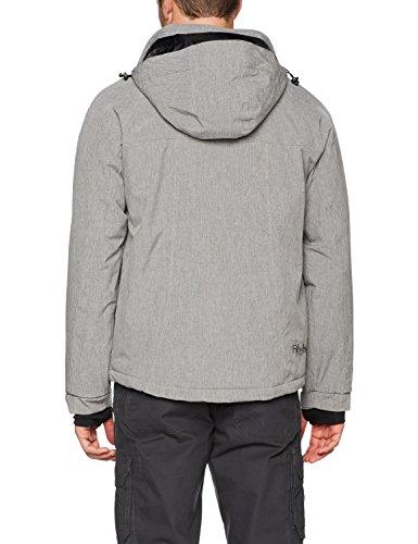 Chaqueta hombre 005 Grau Grey Fifty Five para 7UOnPx