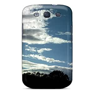 Faddish Phone Past My Thoughts Case For Galaxy S3 / Perfect Case Cover