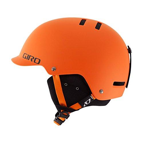 Giro Surface S Snowboard Ski Helmet Matte Ano Orange - Tune Giro