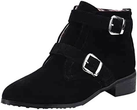 245bd9dcf205f Shopping Under $25 - Combat - Black - Ankle & Bootie - Boots - Shoes ...