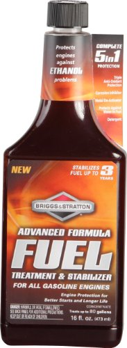 Briggs & Stratton 100119 Fuel Treatment Replaces 100119WEB, 100115, 100119A Briggs Gas Engine