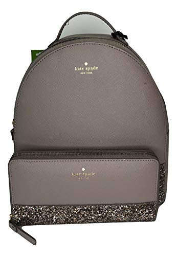 Kate Spade New York Greta Court Sammi WKRU5614 bundled with matching Matching Neda Wallet WLRU5217 (City Scape)