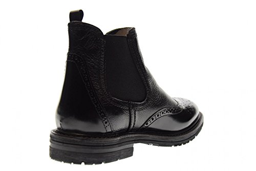 Valleverde Schuhe Mann Geschnürt 17886 Black Black