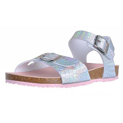 Sandalen/Sandaletten M�dchen, farbe Silber , marke PABLOSKY, modell Sandalen/Sandaletten M�dchen PABLOSKY HARRY 2D Silber Silber
