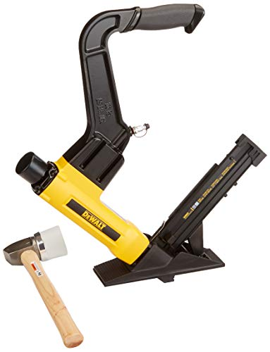 DEWALT Flooring Stapler 2-in-1