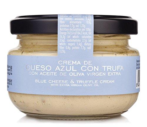 LA CHINATA -Crema de Queso Azul con Trufa 120 gr