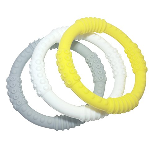 Teething Ring 3 Pack - mooi baby - Baby Teething Rings for sale  Delivered anywhere in USA
