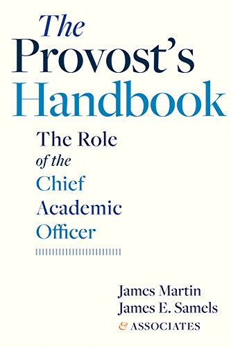 Download The Provost's Handbook Pdf