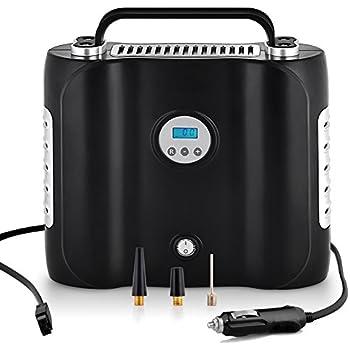 Amazon.com: Kayme Portable Air Compressor Pump, 12V 150PSI