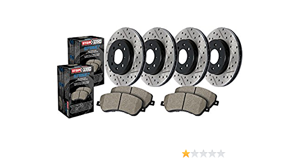 StopTech 935.33133 Street Axle Pack