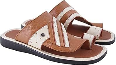 Nimar Brown Comfort Sandals Sandal For Men