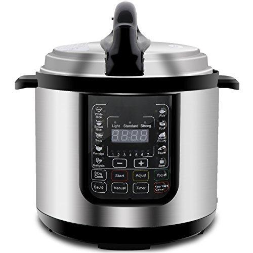 7 in 1 electric pressure cooker - 6